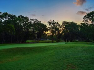 Durban country club med golf