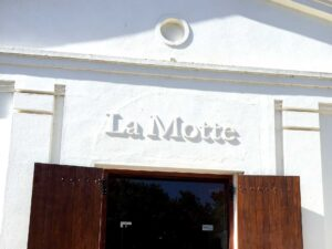 Wine farm in Franschhoek, La Motte