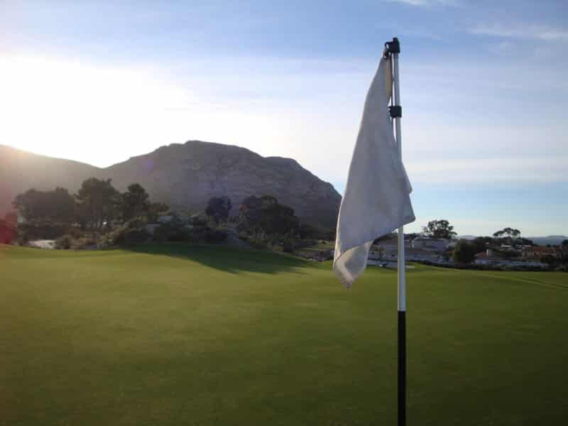 Hermanus golflkubb, golf i Sydafrika