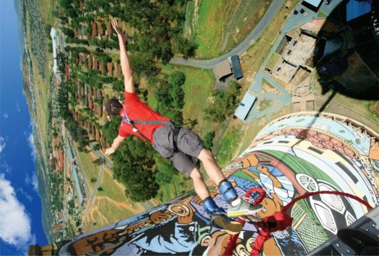 Soweto Towers Bungee Jump